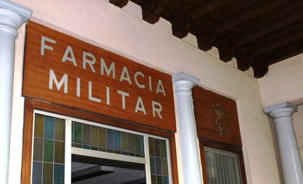 foneria_entrada farmacia militar