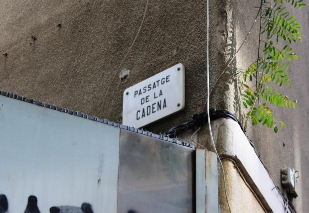 pasaje_cadena_placa_junto_calle_carbonell