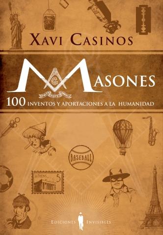 Masones_100 inventos. Portada definitiva