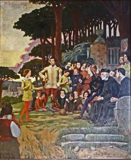 39_2_Sant Felip Neri amb el rostre de Gaudí